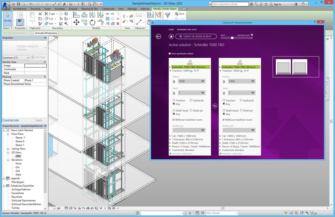 DigiPara® Find for DigiPara® Elevatorarchitect | DigiPara