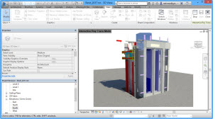 DigiPara Elevatorarchitect for Revit 2017