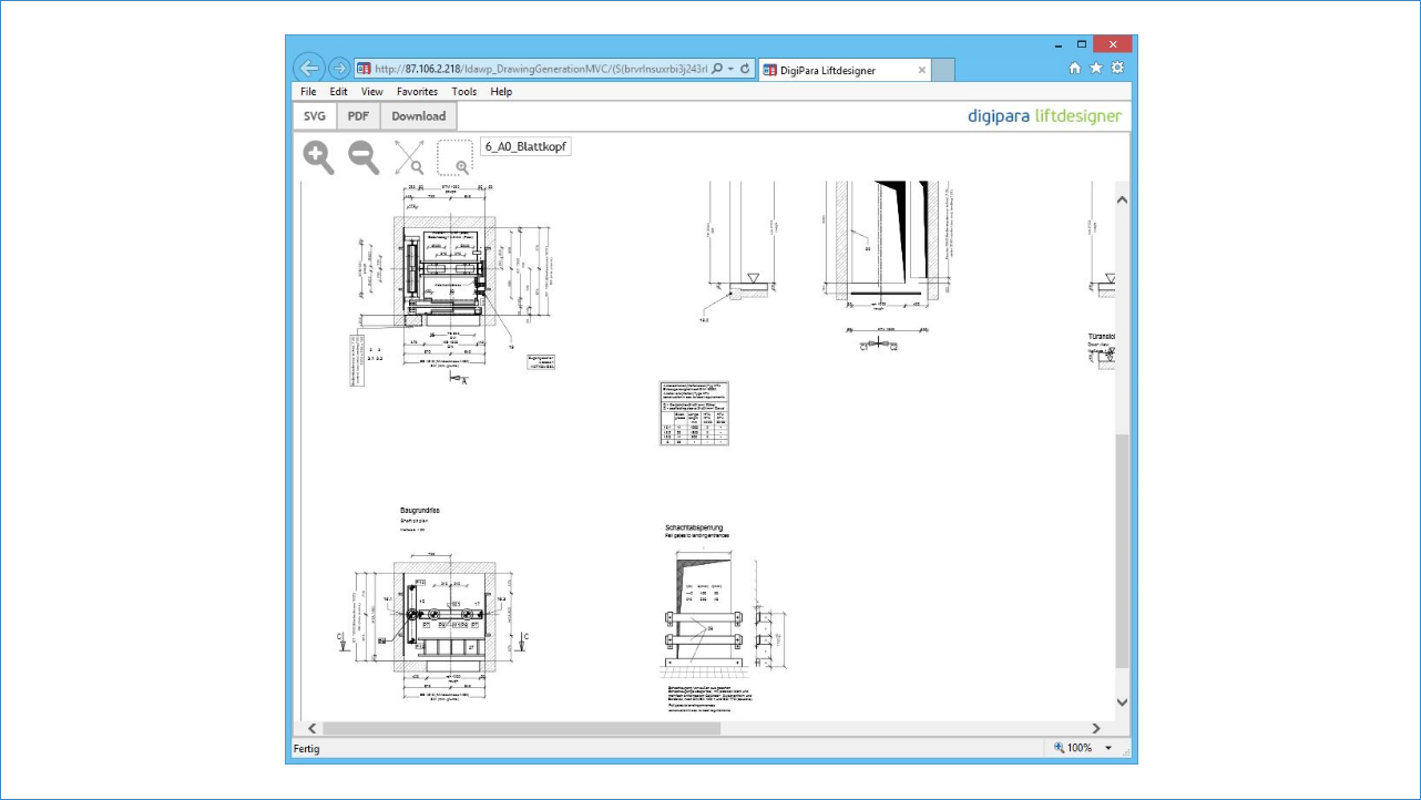 Download 2D Drawings and 3D BIM Models from the Internet