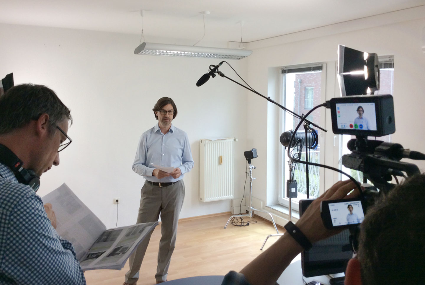 Making of: An exciting Video shoot for DigiPara