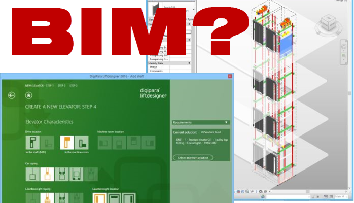 """Are you ready for BIM?"" – BIM and the Elevator Industry"