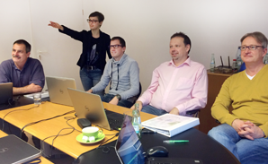 5 days of DigiPara Liftdesigner Training – enthusiastic participants and a lot of new knowledge