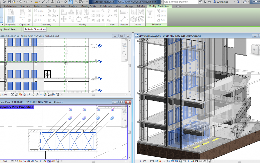DigiPara provides quality Revit family files of Elevators from different companies