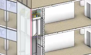 New for architects: Certified OTIS GeN2 BIM models within DigiPara Elevatorarchitect