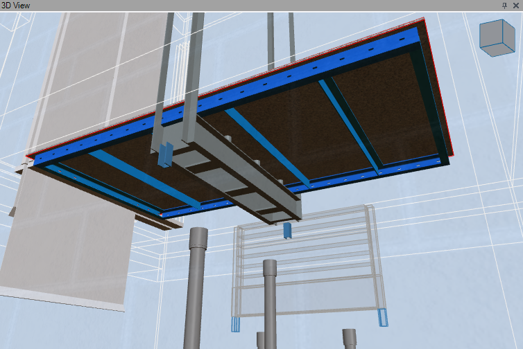 Building a DigiPara 3D BIM Component from a CREO CAD Model