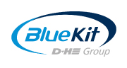 BlueKit factory Komponentens als 3D BIM in der DigiPara Liftdesigner Cloud